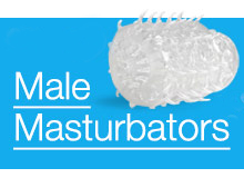 male masturbators for use as an adult sex toy