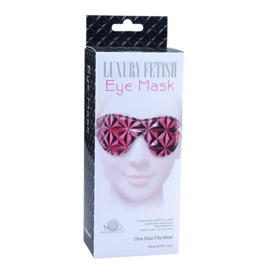 Bondage Luxury Fetish Eye Mask