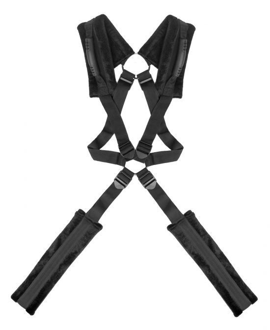 Bondage Stand And Deliver Sex Position Body Sling