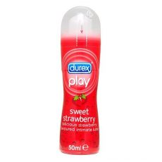 Durex Play Sweet Strawberry Lubricant