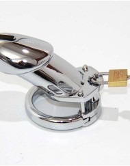 Lock Key Male Chastity Cock Cage