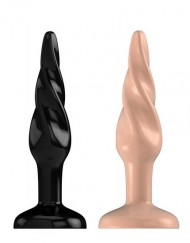Bottom Line 4 Inch ButtPlug Model 5