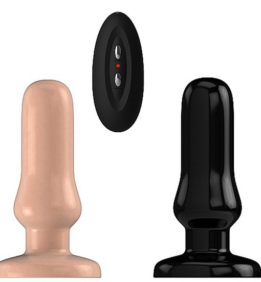 Bottom Line Model 4 Vibrating Butt Plug