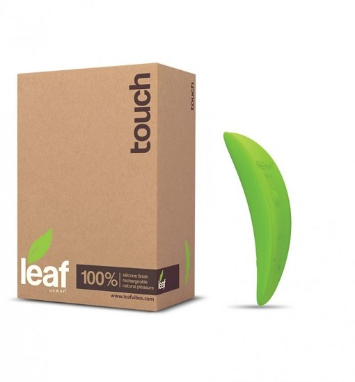 Leaf Touch Vibrator