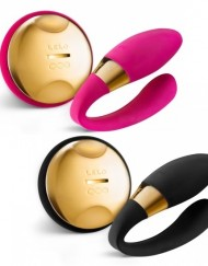 Lelo Tiani 24K Gold Couples Massager
