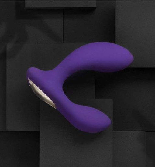 Purple Lelo Bruno Prostate Massager