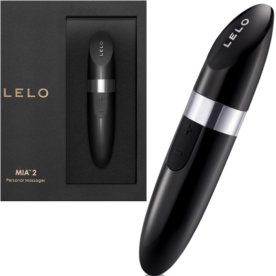 Black Lelo Mia 2 Clitoral Vibrator