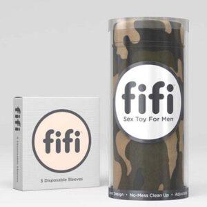 Fifi Masturbator with 5 Sleeves