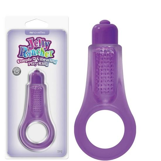 Jelly Rancher Couples Vibrating Play Ring