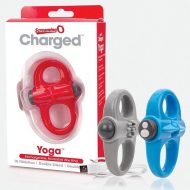 Charged Yoga Vooom Cock Ring