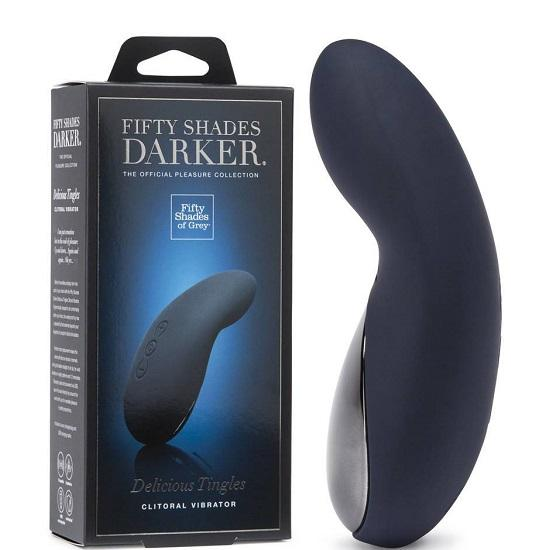 Delicious Tingles USB Rechargeable Clitoral Vibrator
