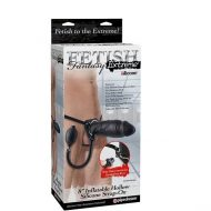 Fetish Fantasy Extreme 8 Inflatable Hollow Silicone Strap-On