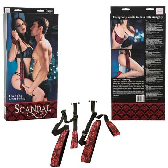 Scandal Over the Door Swing