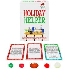 Holiday Helper Christmas Drinking Games
