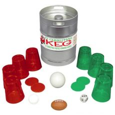 O Christmas Keg Drinking Games
