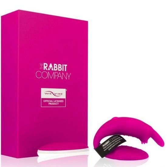 Couples Rabbit Vibrator by We-Vibe