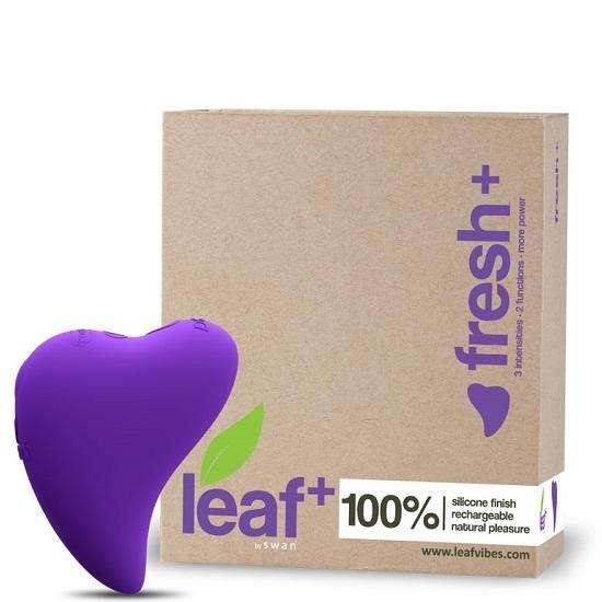 Fresh Plus By Leaf Plus Clitoral Vibrator