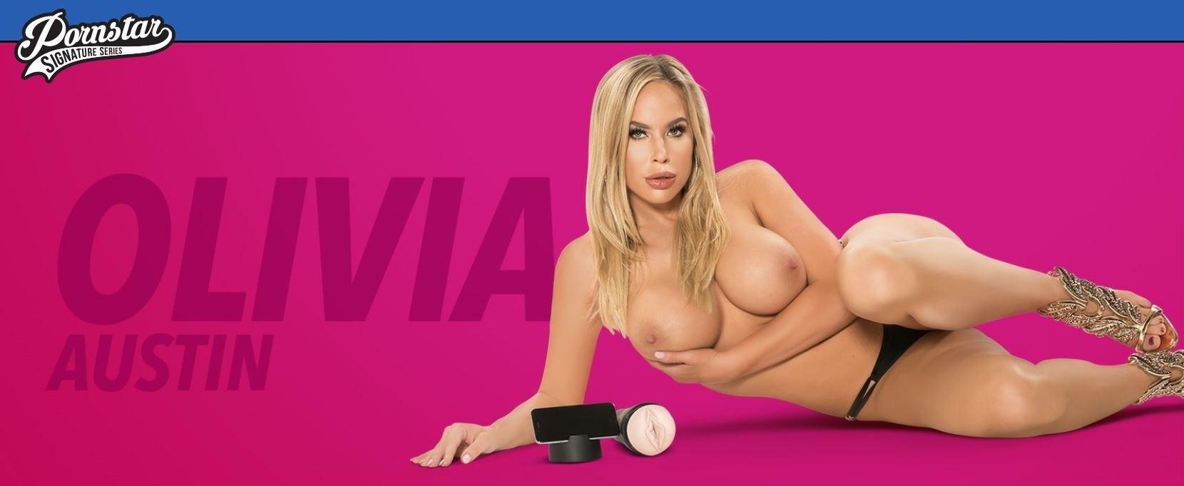 Pornstar Pussy - Olivia Austin