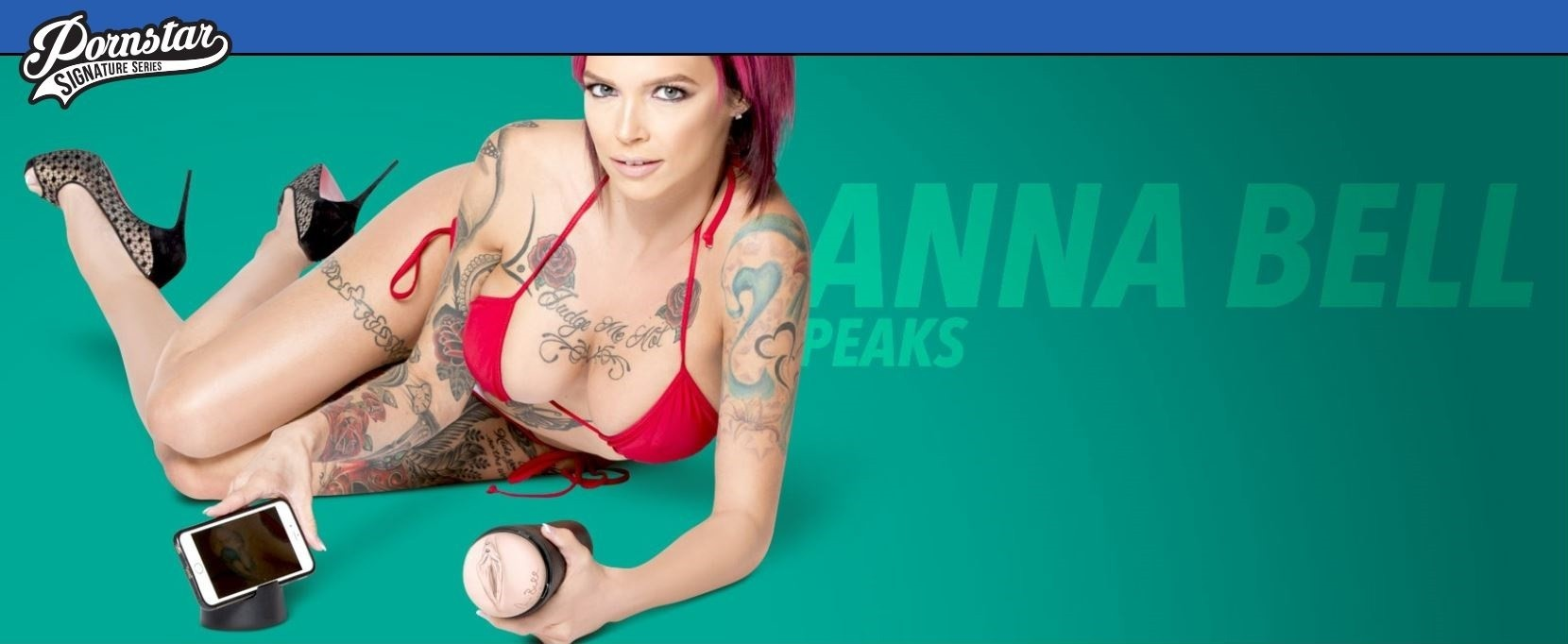 Shower Sex – Anna Bell Peaks
