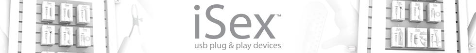 Isex by Pipedream USB Plug and play