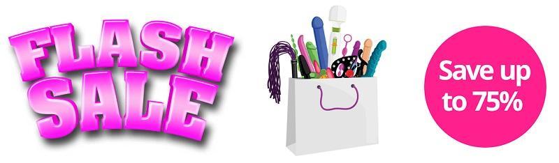 Clearance Sale - Sex Toys Flash Sales