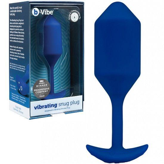 B-Vibe Vibrating XL Snug Plug
