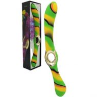 Colourful Camo Entice Double Ended Vibrator