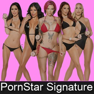 Pornstar Signature Series Sex Toys