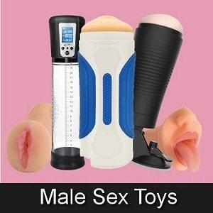 Sydney Online Male Sex Toys Selection