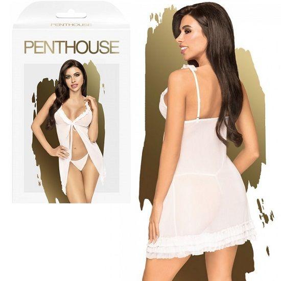 Penthouse After Sunset Love Babydoll Lingerie